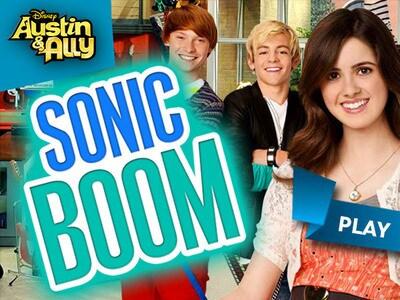 Austin & Ally: Sonic Boom
