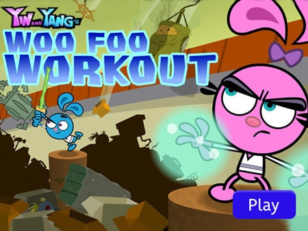 Yin! Yang! Yo! - Woo Foo Workout