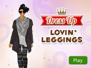 977ae8f85 Style Copier: Lovin' Leggings