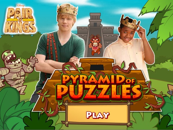 Pyramid of Puzzles