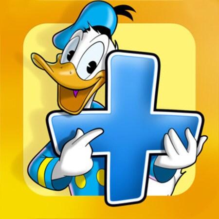 Donald Duck+