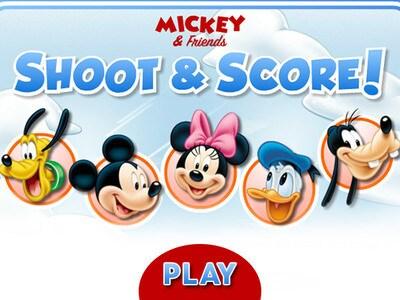Shoot & Score