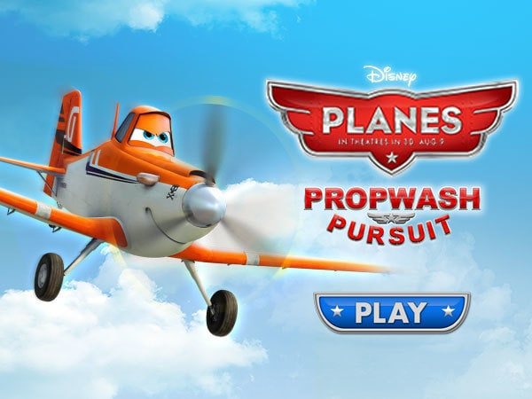 Planes - Propwash Pursuit