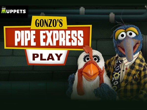 Gonzo's Pipe Express