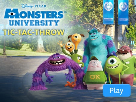 Monsters university disney movies monsters university tic tac throw voltagebd Gallery