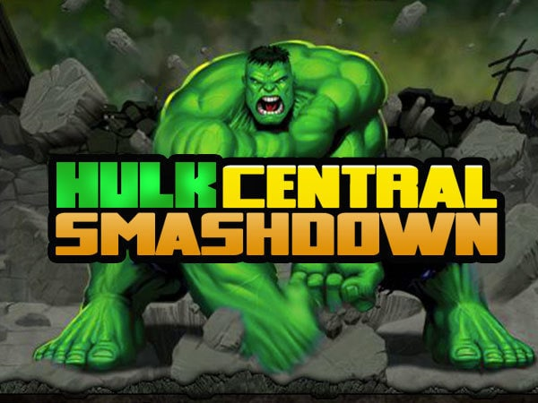 Hulk's Central Smashdown