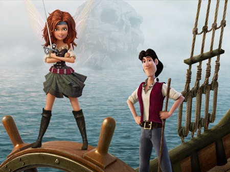 The Pirate Fairy Official Site Disney Fairies