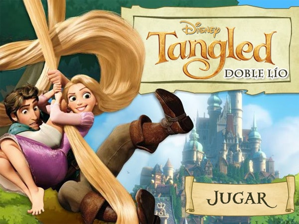 Tangled - Doble lío