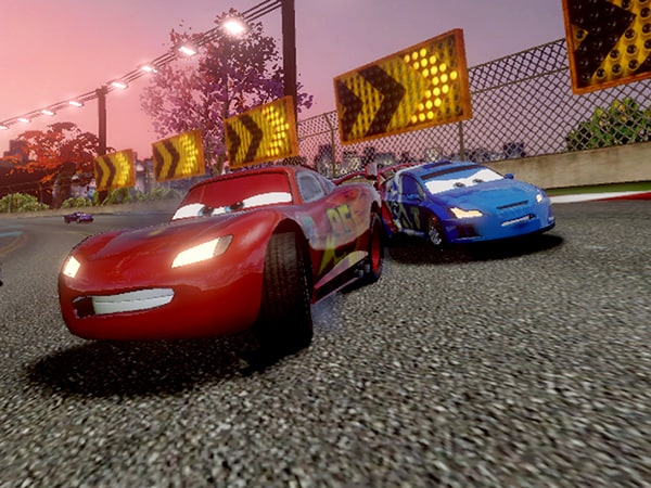 Cars Video Game скачать торрент - фото 10