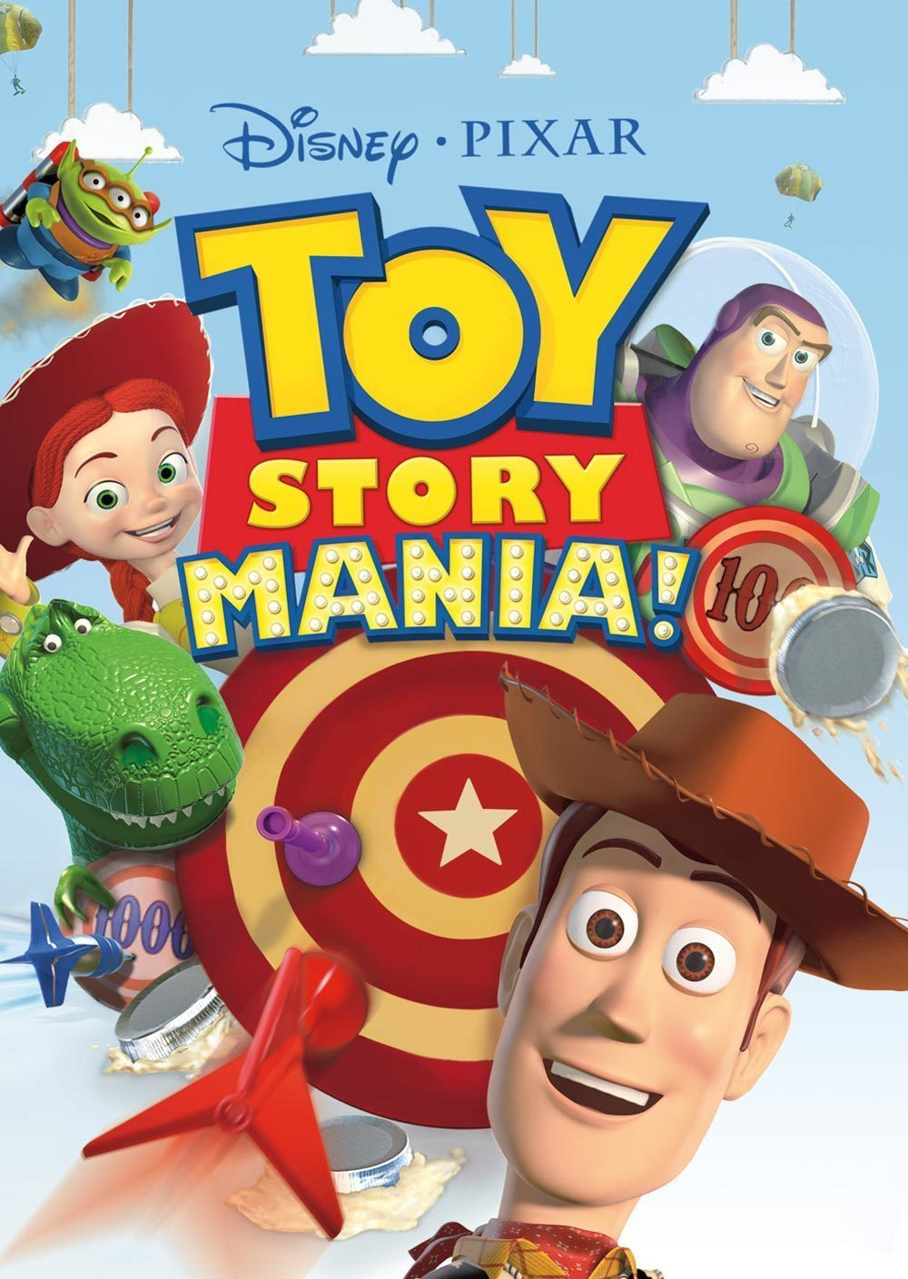Toy Story Cracked Magazine: Toy Story Mania