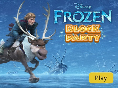 Frozen - Block Party