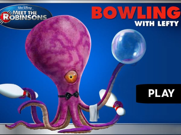 Meet the Robinsons - Bowling with Lefty
