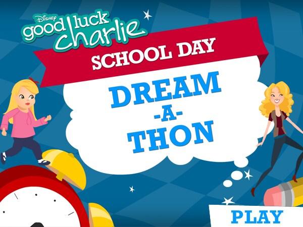 School Day Dream-a-thon