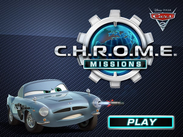 cars 2 chrome missions