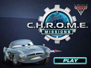 chrome missions - Disney Cars 2 Games Online Free For Kids