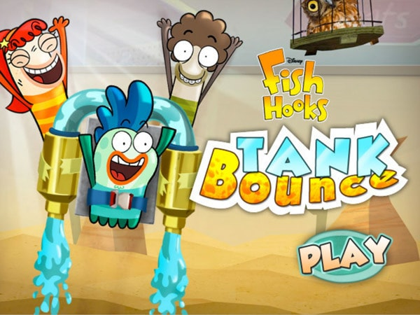 Tank Bounce