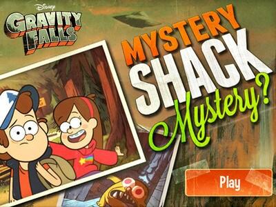 Mystery Shack Mystery | Disney LOL Games - photo#49