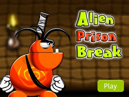 Alien Prison Break