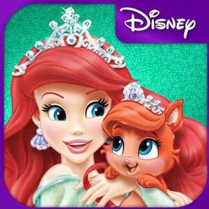 Disney Princezny a jejich mazlíčci