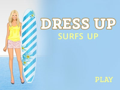 Dress Up: Surf's Up