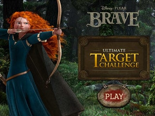 brave ultimate target challenge - Disney Princess Games And Activities
