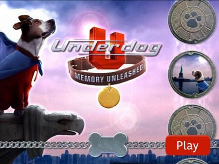 Underdog - Memory Unleashed