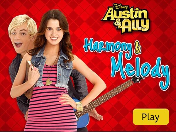 Austin & Ally - Harmony & Melody