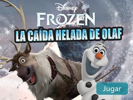 La Caida Helada De Olaf
