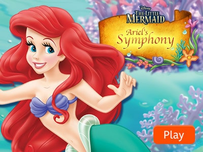 The Little Mermaid - Ariel's Symphony