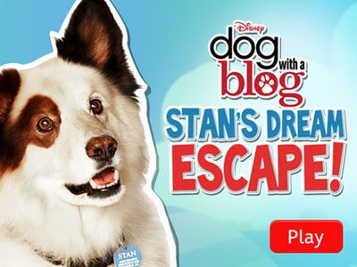 disneychannel with blog stans dream escape