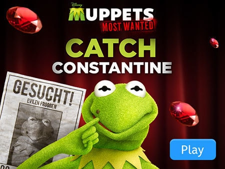 Muppets Most Wanted - Catch Constantine