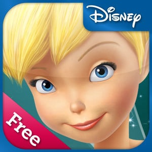 Disney Fairies Lost & Found FREE