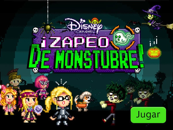 Disney Channel - ¡Zapeo de Monstubre!