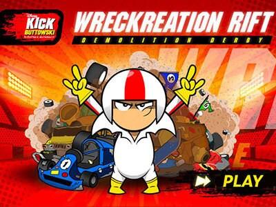 Wreckreation Rift
