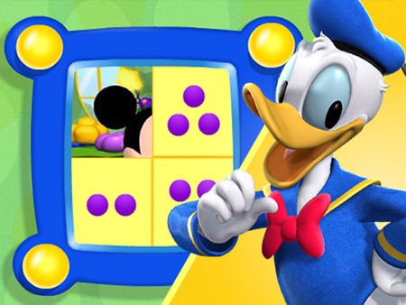 Mickey Mouse Clubhouse: Games   Disney Junior