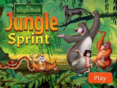 Jungle Book : Jungle Sprint