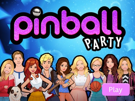 Disney channel pinball party disney lol were sorry this game is not supported on your browser publicscrutiny Image collections