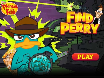 Find Perry Disney LOL
