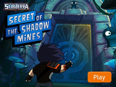 Slugterra - Secret of the Shadow Mines