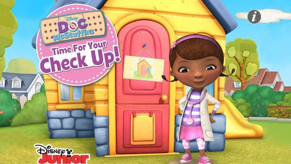 Doc McStuffins: Time For Your Check Up Gallery