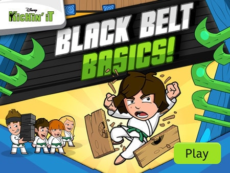 Kickin' It: Black Belt Basics