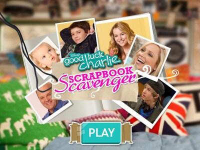Scrapbook Scavenger