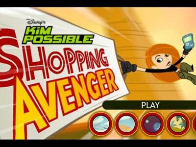 Kim Possible: Shopping Avenger