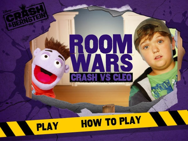 Room Wars - Crash vs Cleo