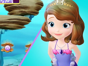 Sofia the First - The Mermaid Princess