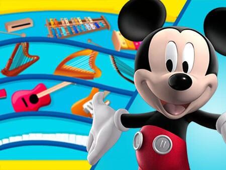 Mickey's Music Machine