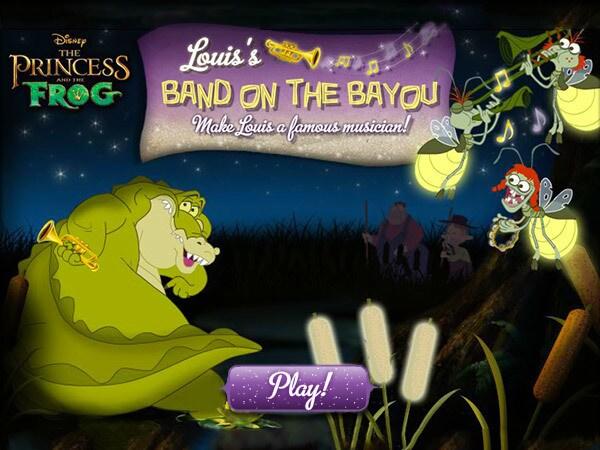 Louis' Band บน Bayou