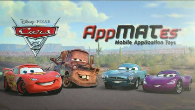 Cars 2 AppMATes Gallery