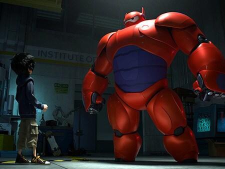 Galería de Big Hero 6
