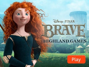 Brave - Highland Games